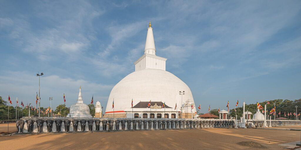 Present day Anuradhapura. Wikipedia